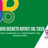 NUOVO DECRETO RIFIUTI N. 116/2020