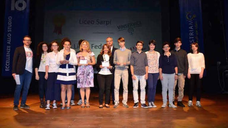 """Manifestazione """"IO e Lode"""": menzioni speciali anche per il Liceo """"L. Federici"""""""