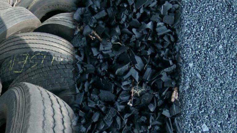 Riciclare gli pneumatici fa risparmiare, anche a livello ambientale