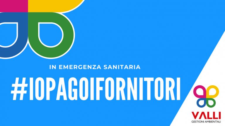 #IopagoiFornitori: la semplice campagna è uno stile di vita!